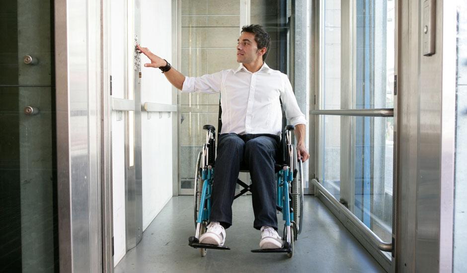 piattaforme elevatrici per disabili